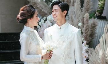 """""""Sóng gió phủ đời trai, tương lai nhờ nhà vợ"""" - Công Phượng chính thức về một nhà với Viên Minh"""