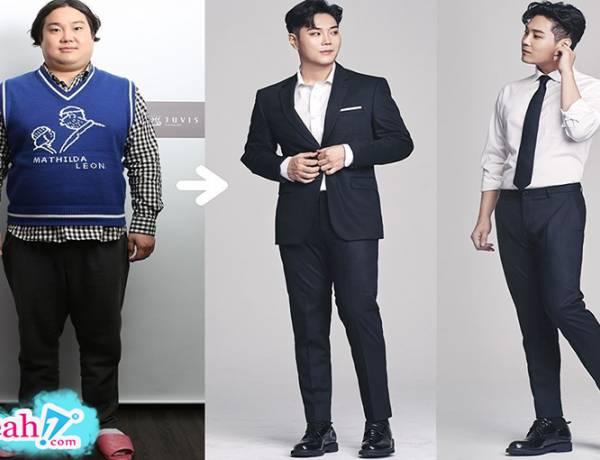 """Giảm cân """"auto"""" đẹp trai: Giảm 32kg, nghệ sĩ Hàn Quốc Yoo Jae Hwan lột xác ngoạn mục thành mỹ nam vạn người mê"""